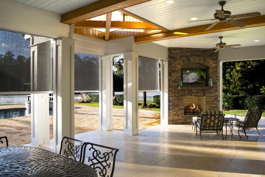 power screens, window hurricane protection