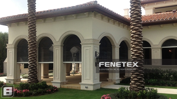 Motorized screens, retractable screens in boca raton